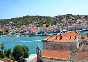 「アドリア海の宝石」 世界遺産ドブロヴニク プライベート市内観光