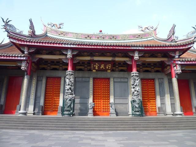 台北・行天宮