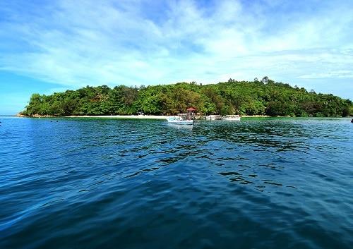 のんびりサピ島