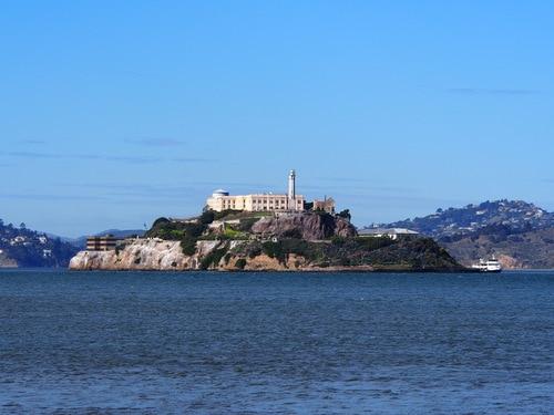 アルカトラズ島ツアー